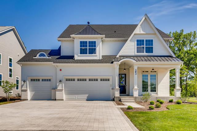 393 Woodland Chase Lane, Vernon Hills, IL 60061 - #: 10510784