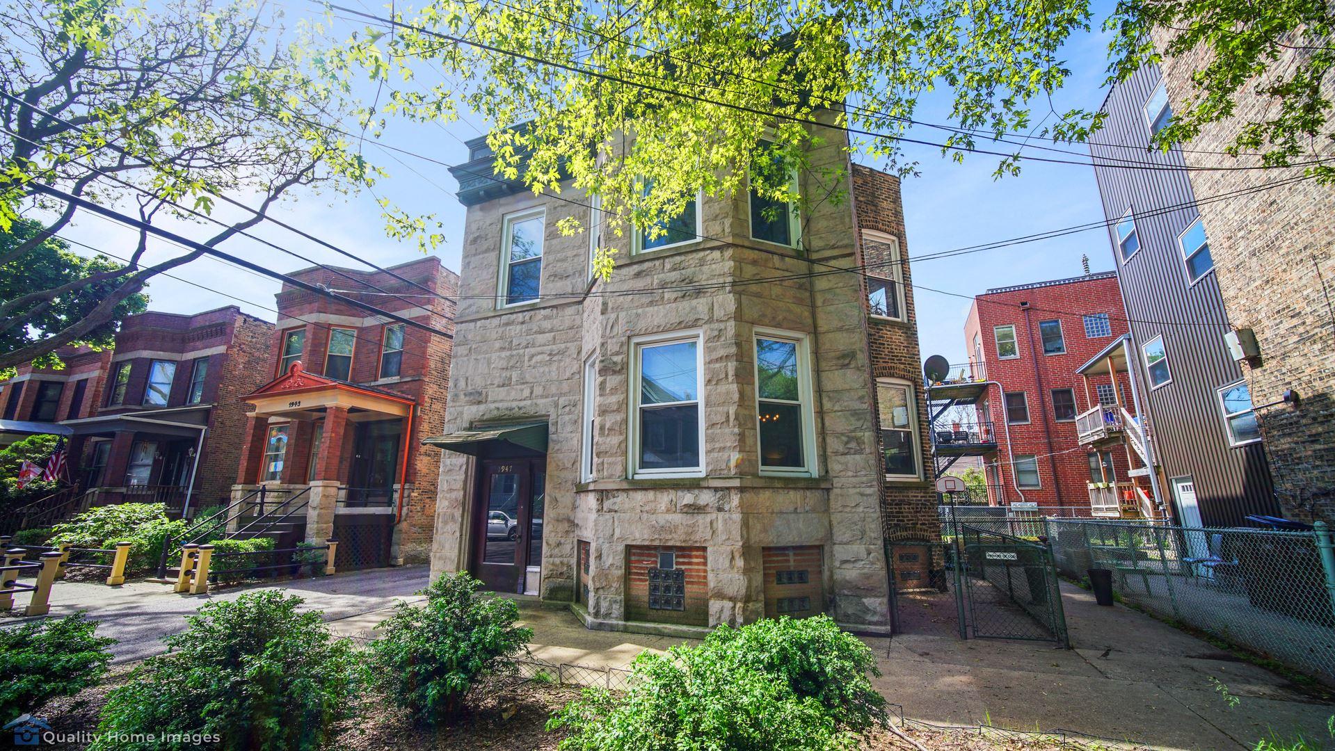 1947 W Bradley Place, Chicago, IL 60613 - #: 10726784