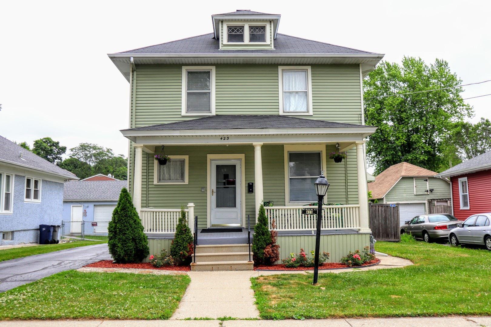 423 Griswold Street, Elgin, IL 60123 - #: 10884784