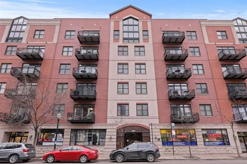 Photo of 1155 West Madison Street #501, Chicago, IL 60607 (MLS # 10612785)