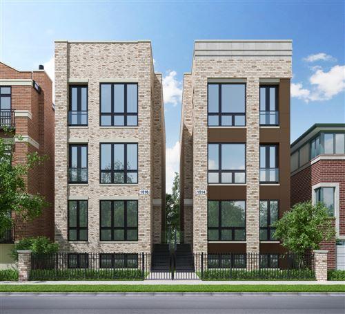 Photo of 1514 W Diversey Avenue #3, Chicago, IL 60614 (MLS # 11053785)