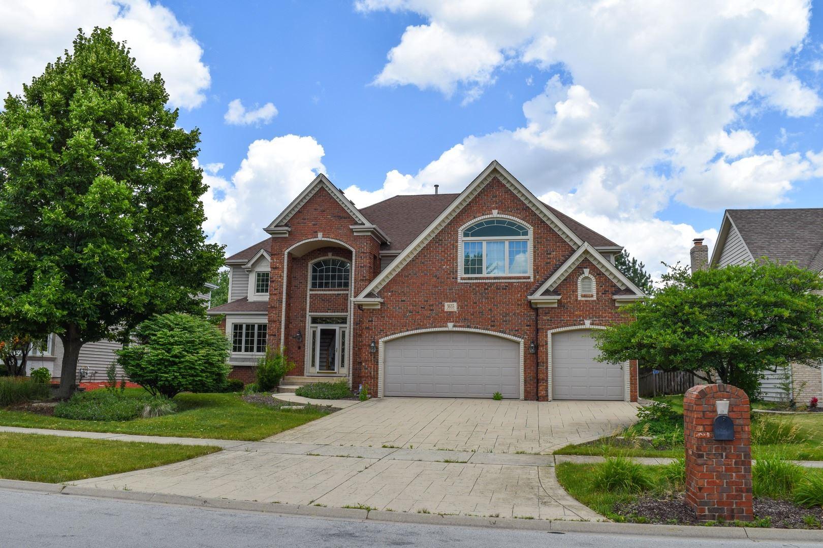 3635 Breitwieser Lane, Naperville, IL 60564 - #: 10639785