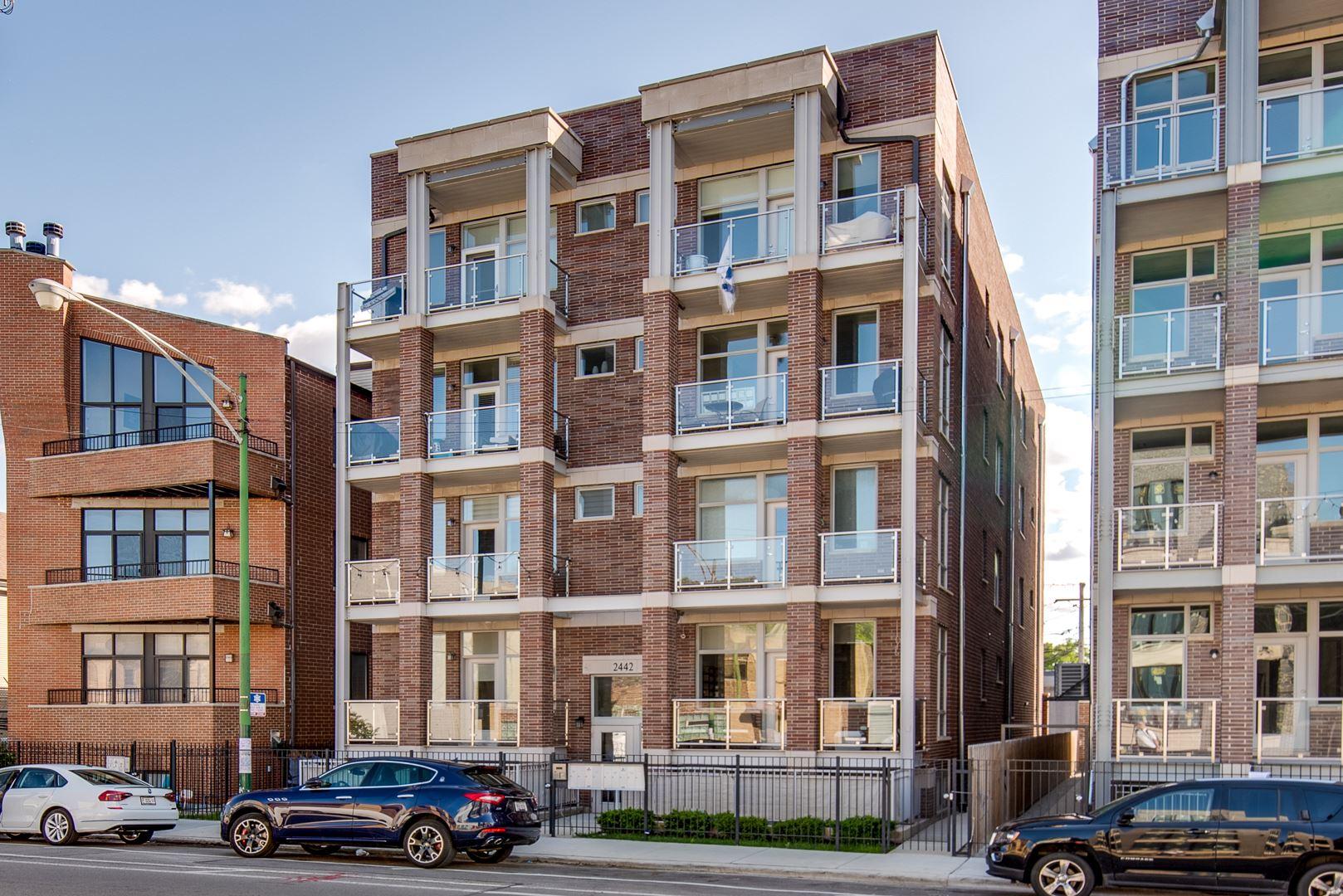 2442 N Clybourn Avenue #3S, Chicago, IL 60614 - #: 10741785