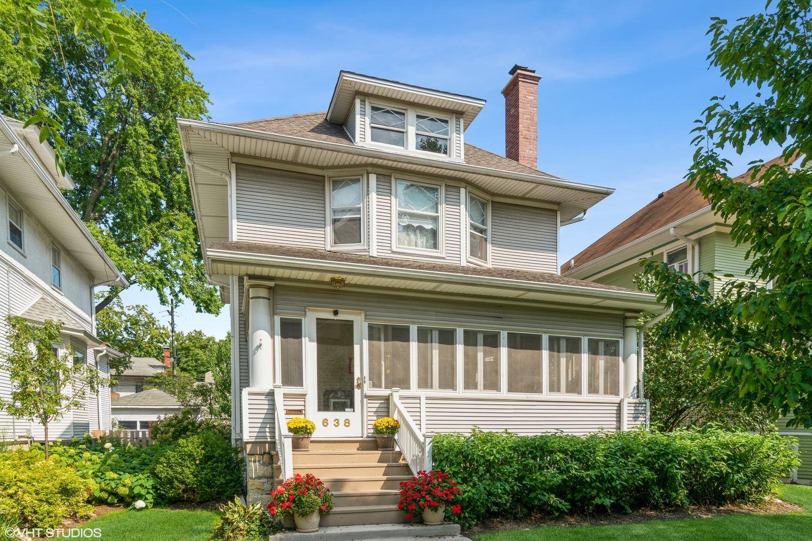 638 Gunderson Avenue, Oak Park, IL 60304 - #: 11220785