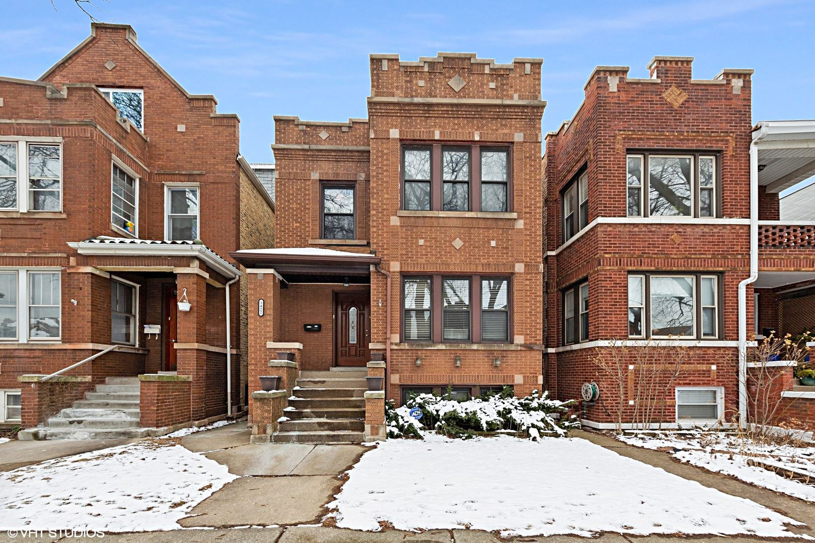 3422 N Hamlin Avenue, Chicago, IL 60618 - #: 10670786