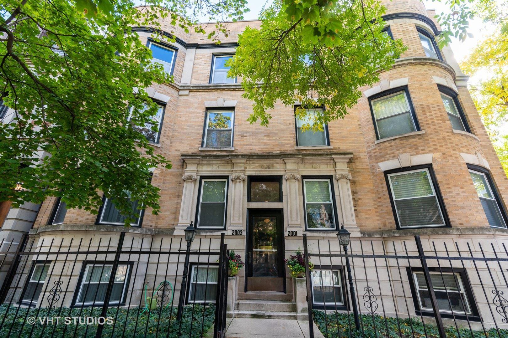 2003 N Howe Street #3N, Chicago, IL 60614 - #: 11026786