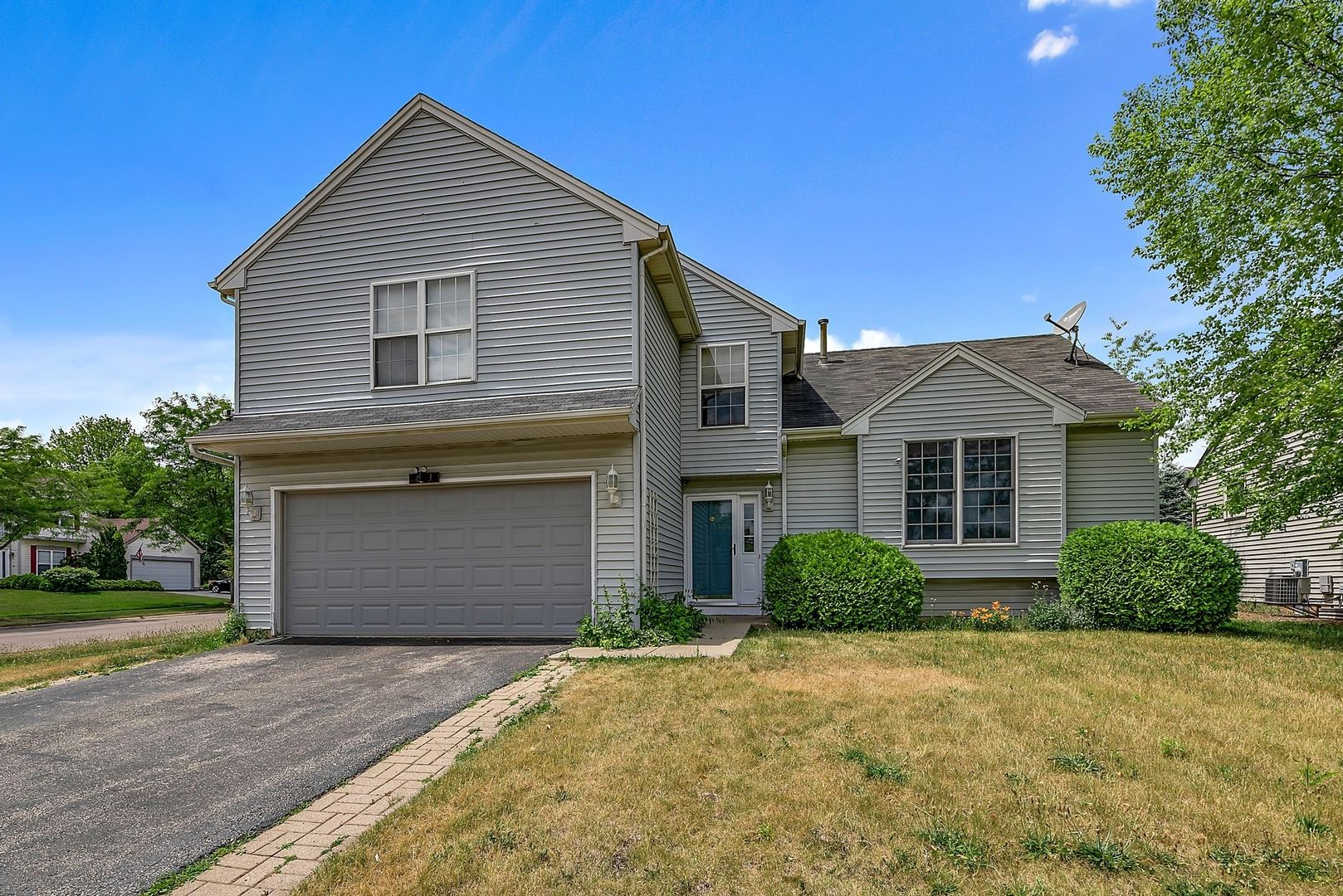 601 Grace Drive, Lake in the Hills, IL 60156 - #: 11127786