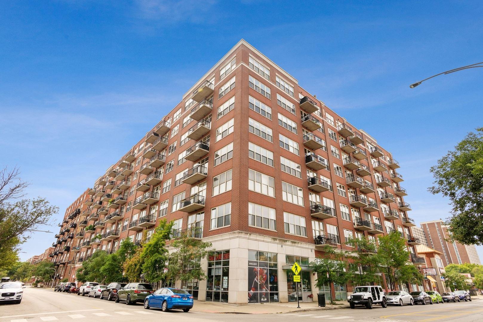 6 S Laflin Street #606S, Chicago, IL 60607 - #: 11220786