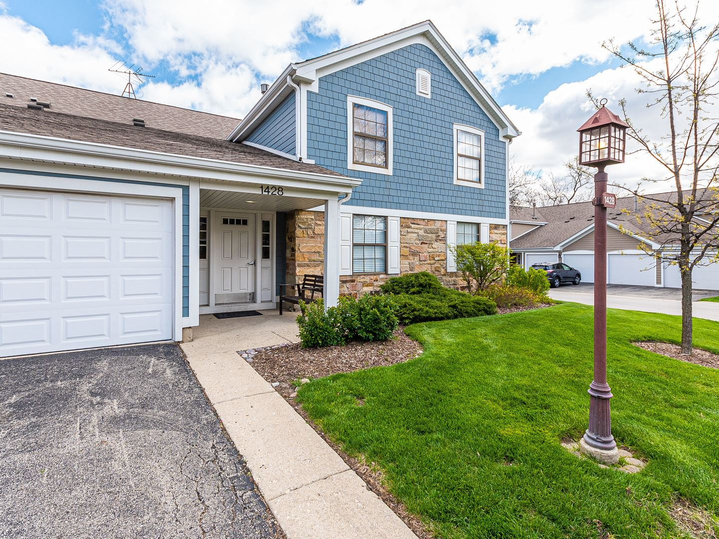 1428 Williamsburg Drive #D2, Schaumburg, IL 60193 - #: 10710787