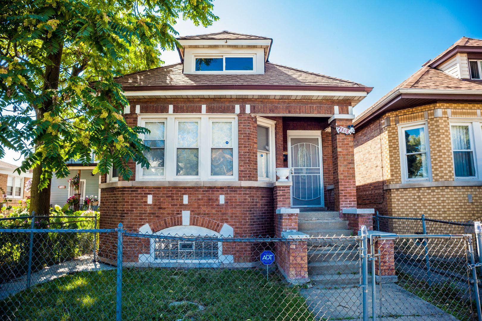 7348 S Oakley Avenue SW, Chicago, IL 60636 - #: 11244787