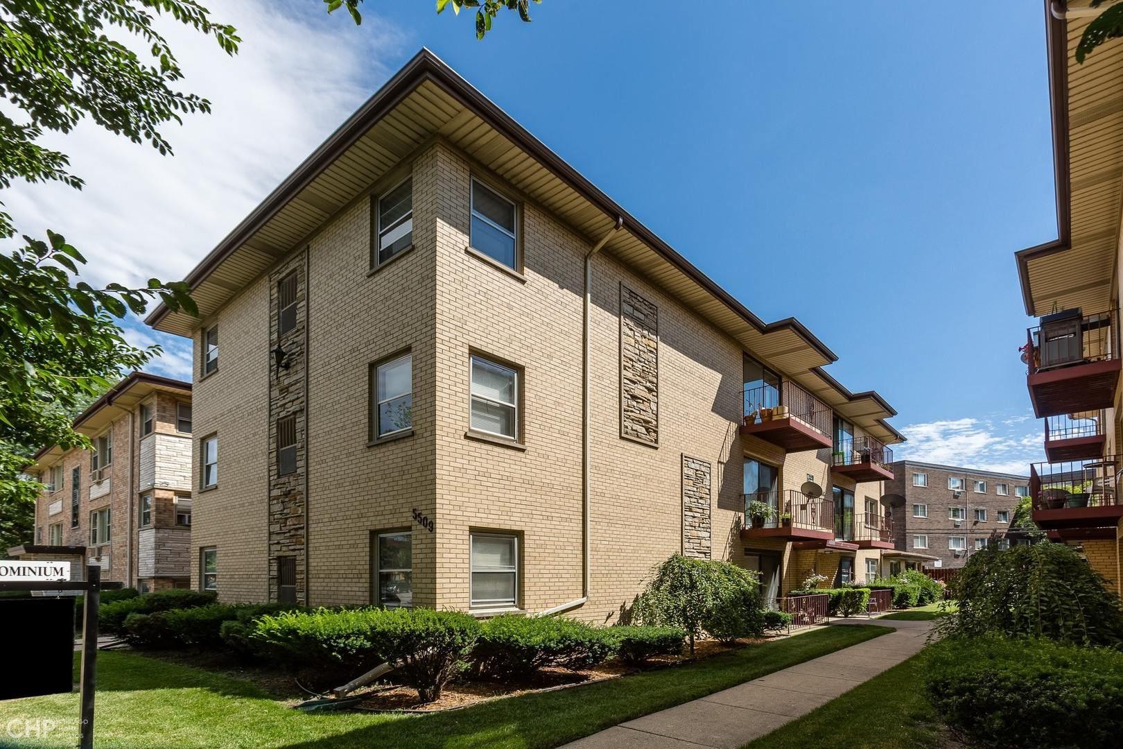 5509 W Higgins Avenue #2B, Chicago, IL 60630 - #: 10793788