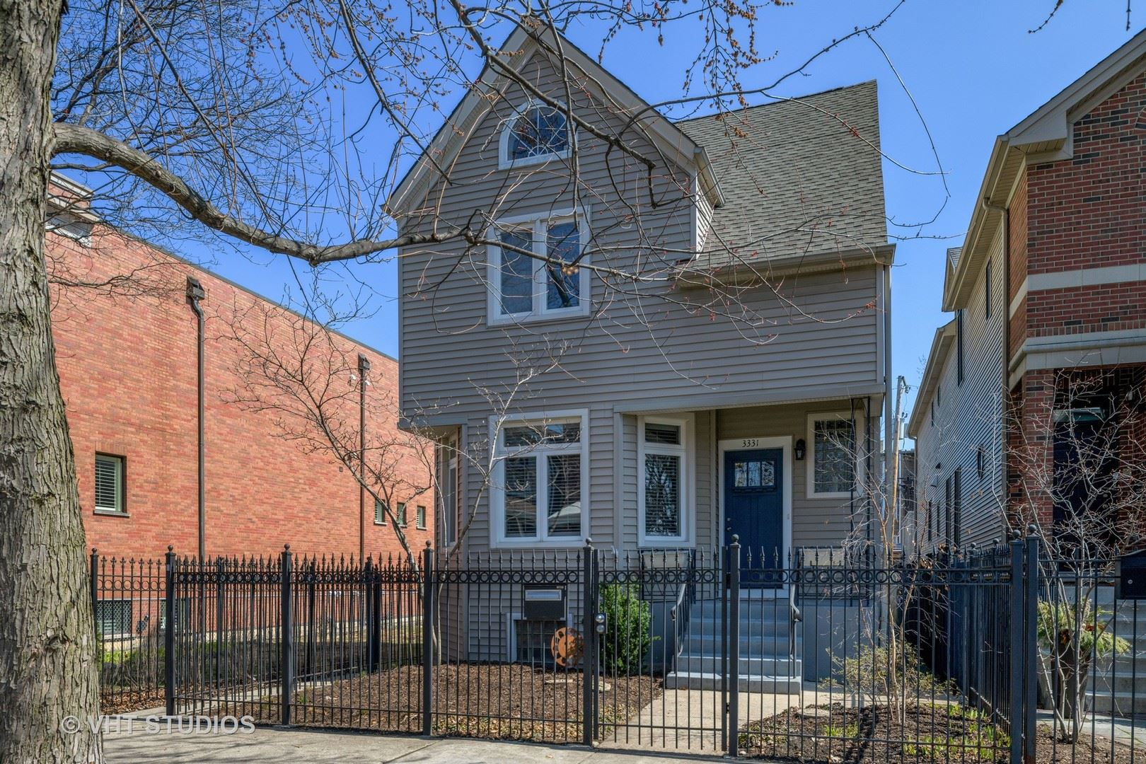 3331 N Bell Avenue, Chicago, IL 60618 - #: 10801788