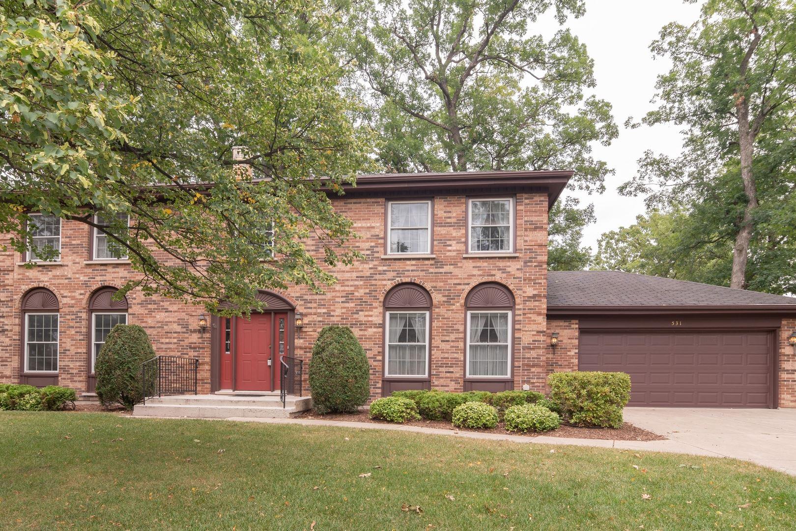 531 N Cardinal Avenue, Addison, IL 60101 - #: 10812788