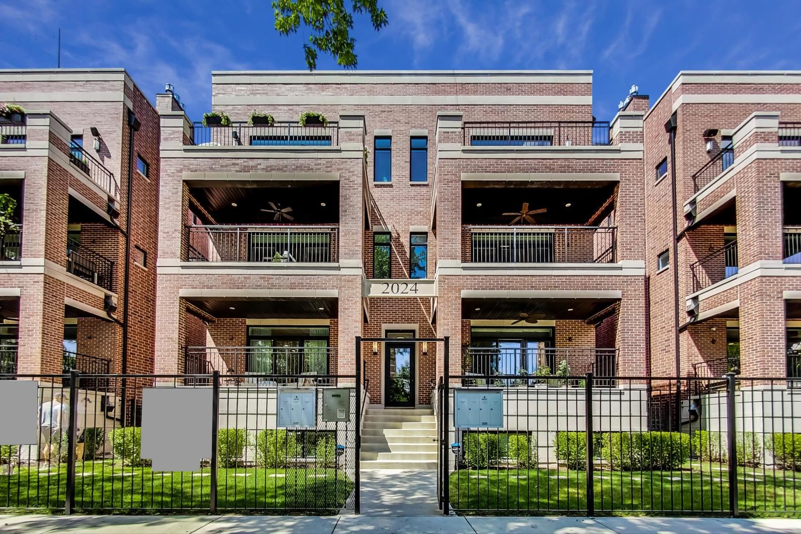 2024 W LEMOYNE Street #1W, Chicago, IL 60622 - #: 10760789