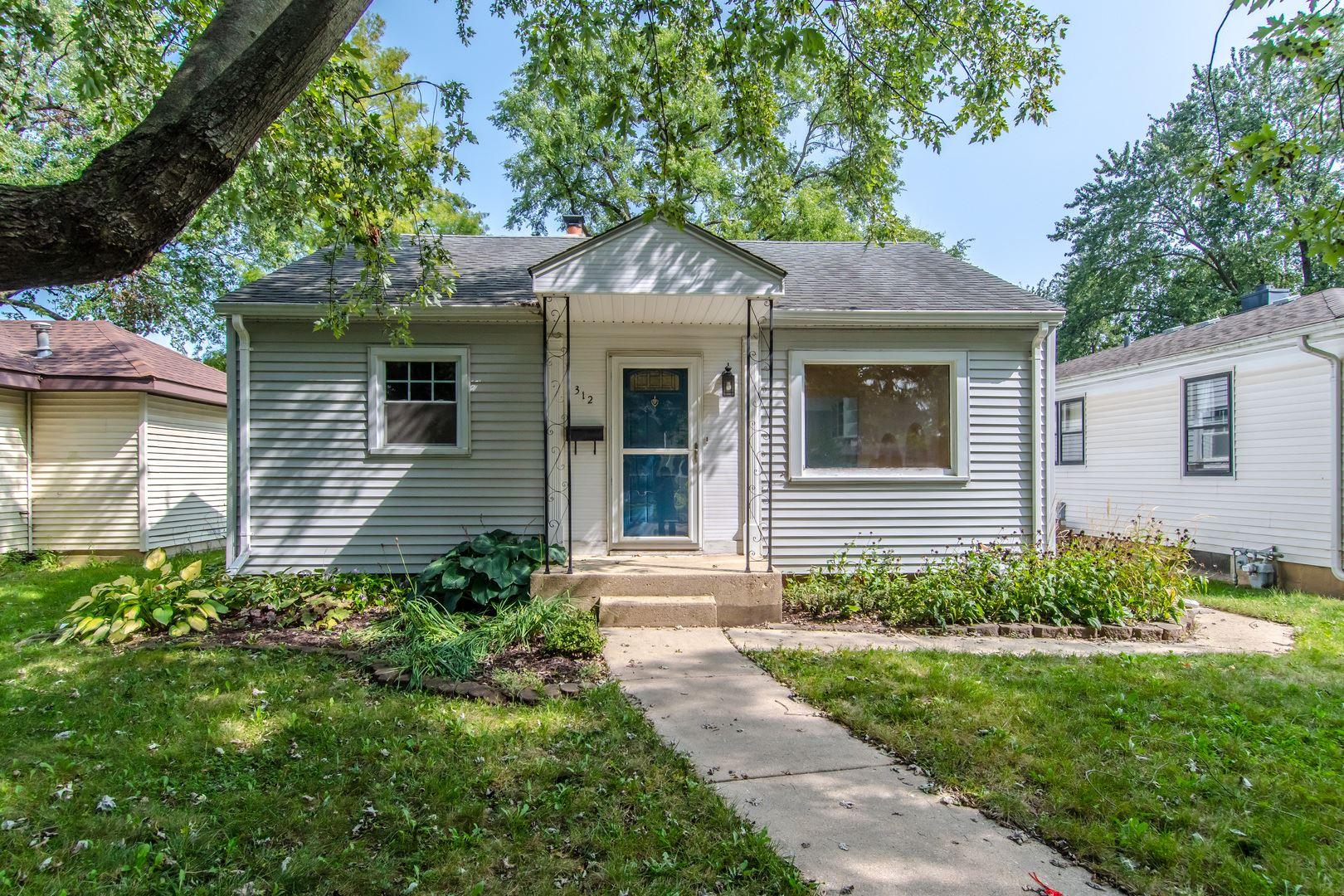 Photo of 312 PARK Drive, Joliet, IL 60436 (MLS # 10863789)