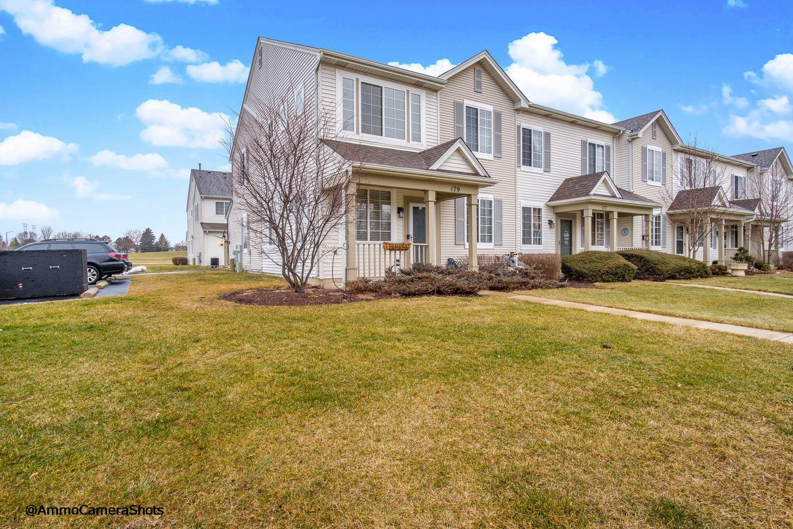 Photo of 179 Azalea Circle #179, Romeoville, IL 60446 (MLS # 10975789)