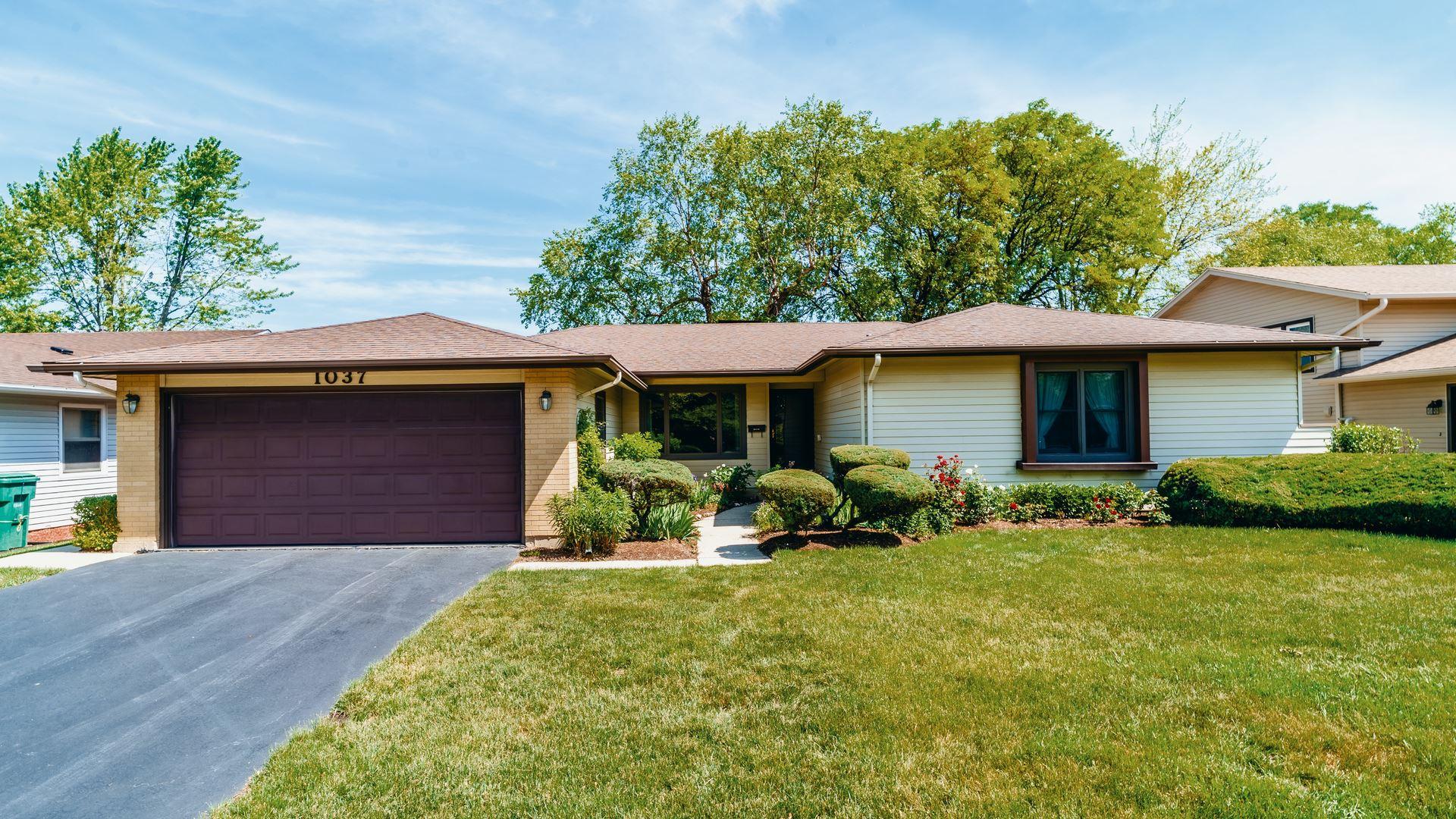 1037 Conrad Court, Elk Grove Village, IL 60007 - #: 11109789
