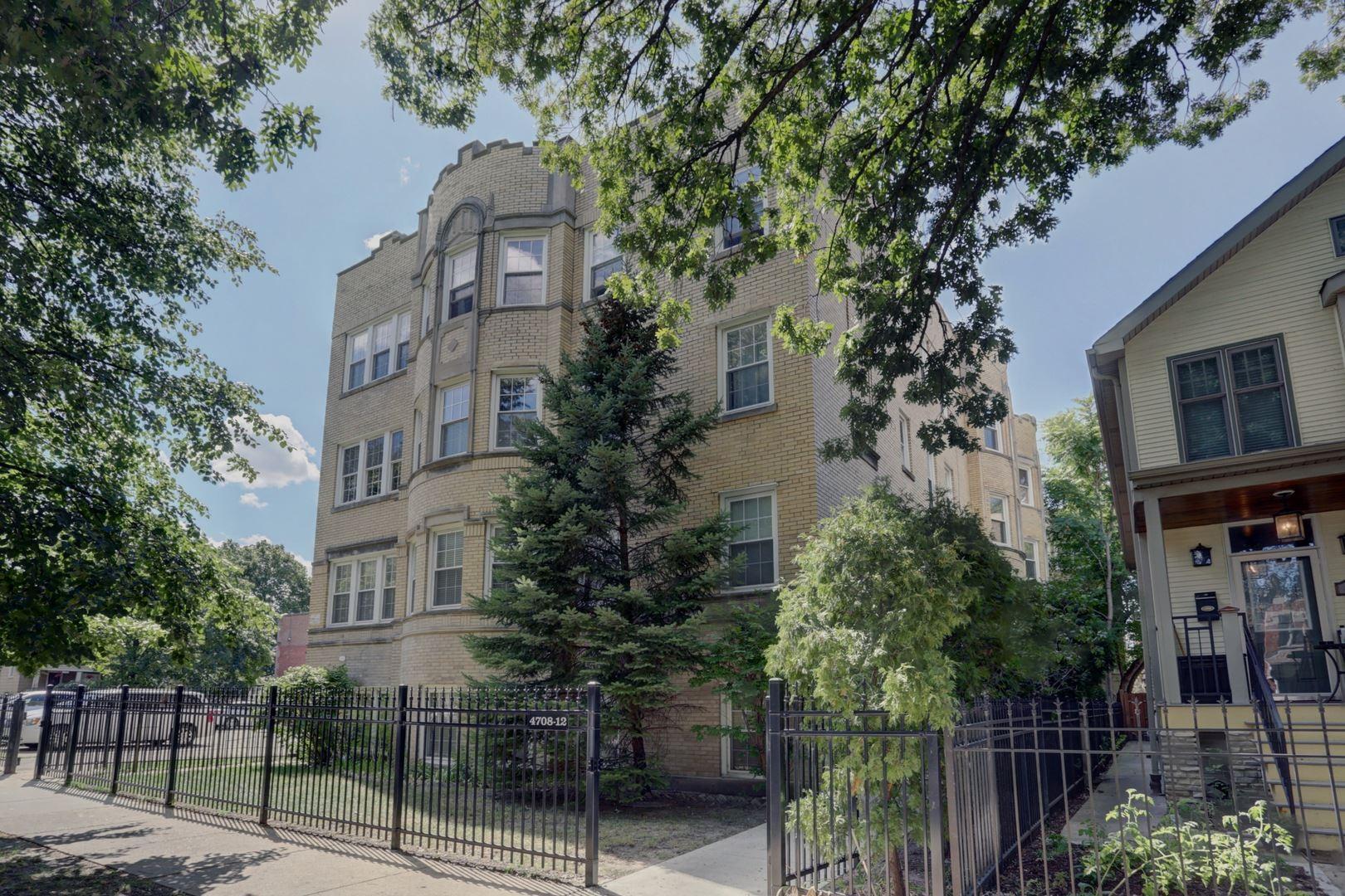 4708 N Wolcott Avenue #3W, Chicago, IL 60640 - #: 11217789