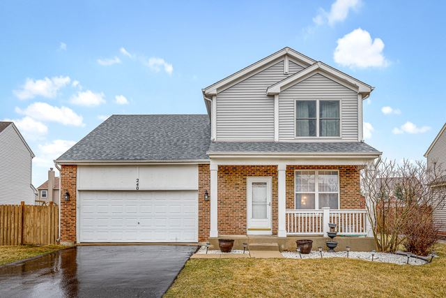 240 FERRYVILLE Drive, Lake in the Hills, IL 60156 - #: 10673791