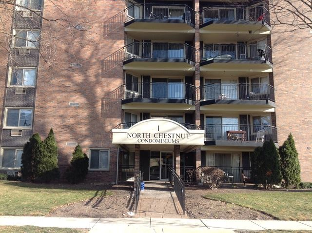1 N Chestnut Avenue #3G, Arlington Heights, IL 60005 - #: 10672792