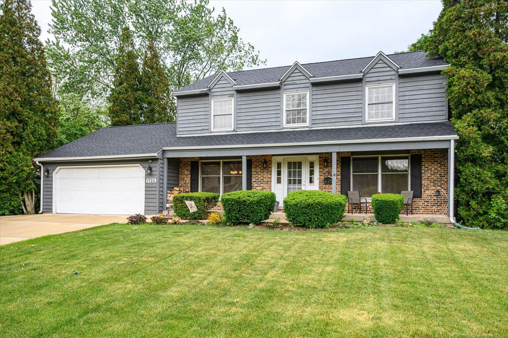 1725 Hickory Lane, Wheaton, IL 60187 - #: 11254792