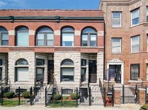 Photo of 4446 South Indiana Avenue #1, CHICAGO, IL 60653 (MLS # 10386793)