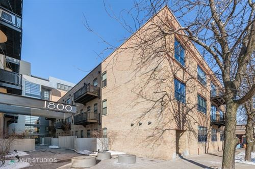 Photo of 1800 West Grace Street #103, Chicago, IL 60613 (MLS # 10640793)