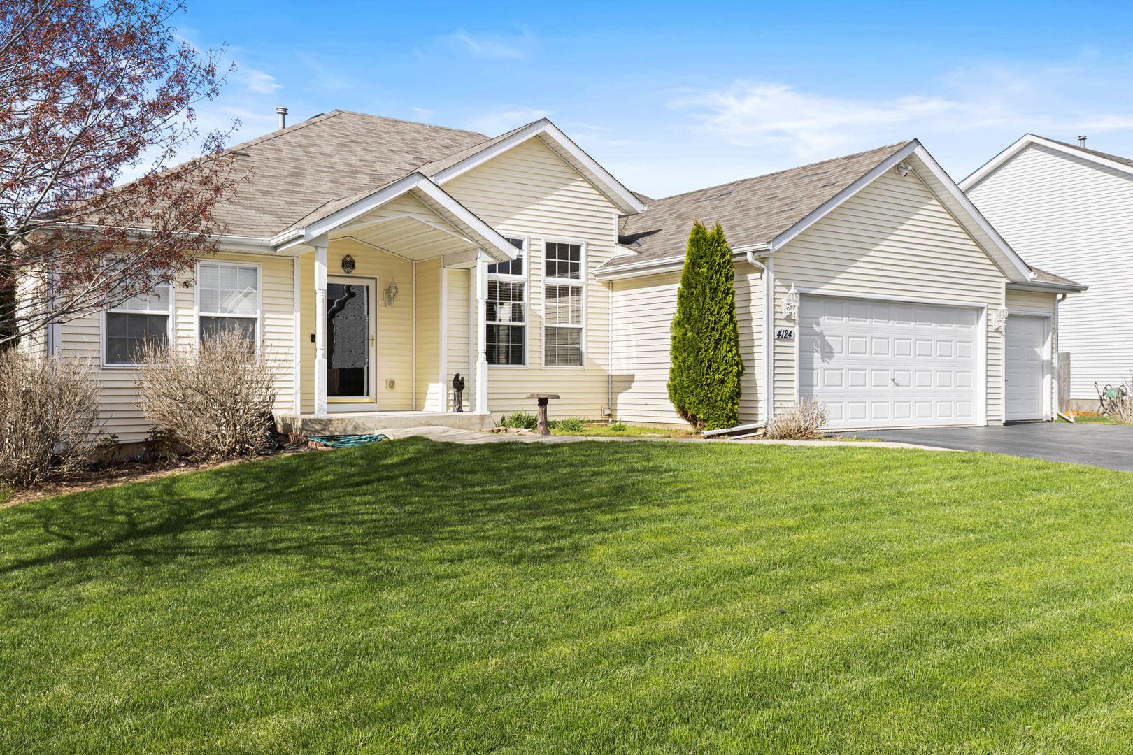 4124 Milkweed Drive, Poplar Grove, IL 61065 - #: 11059794