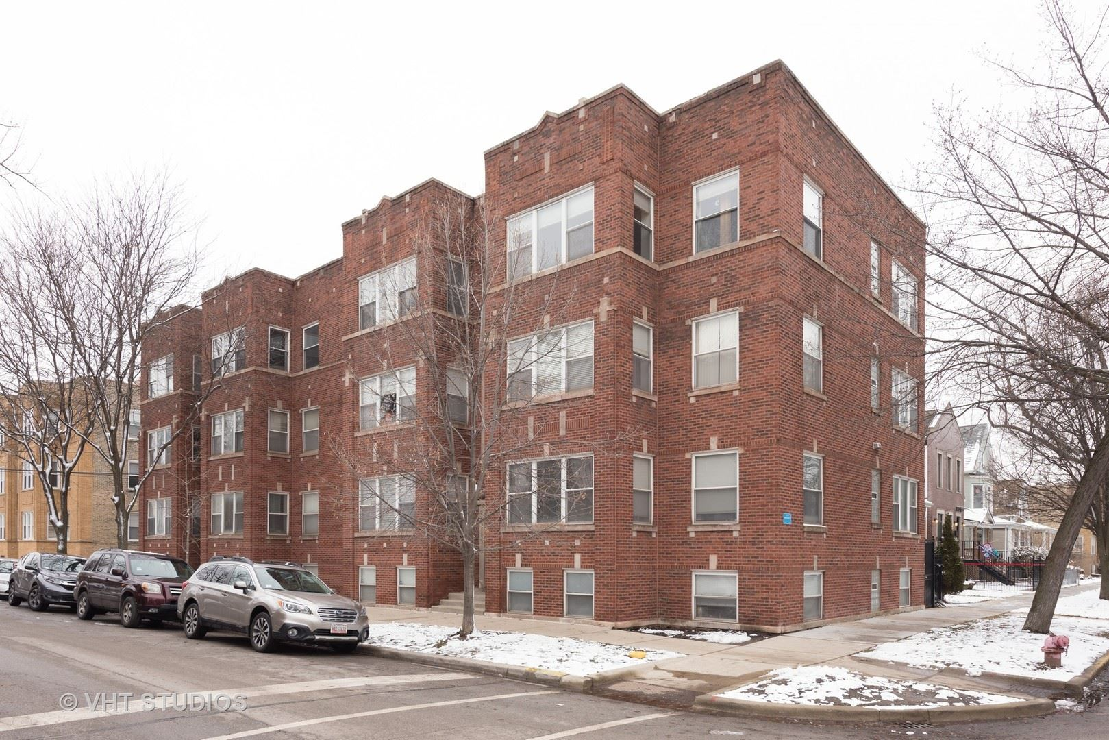Photo for 3110 West Belle Plaine Avenue #3, Chicago, IL 60618 (MLS # 10610795)