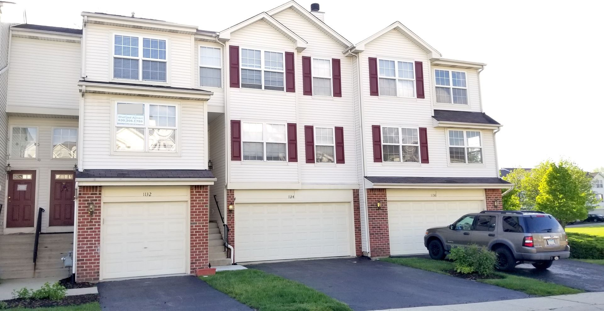 1132 Shorewood Court, Glendale Heights, IL 60139 - #: 10651795