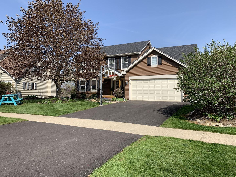 Photo of 220 Parkside Lane, Oswego, IL 60543 (MLS # 11065795)