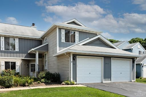 2412 Danbury Drive #B1, Woodridge, IL 60517 - #: 11169795