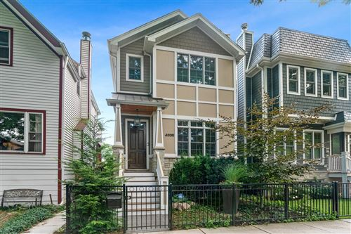 Photo of 4335 N Claremont Avenue, Chicago, IL 60618 (MLS # 10820796)