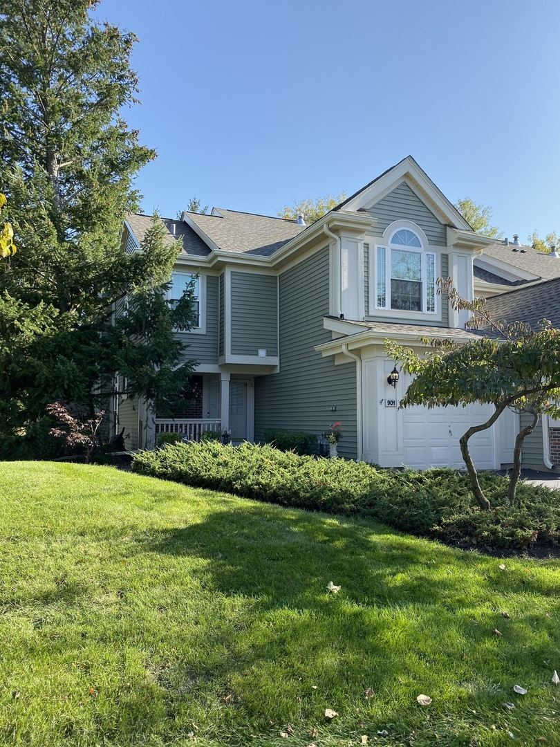 901 Little Falls Court, Elk Grove Village, IL 60007 - #: 10696796