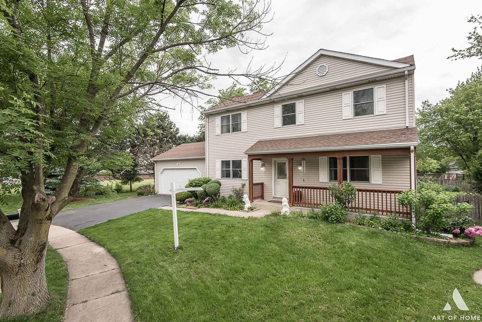 1209 Duke Court, Naperville, IL 60565 - #: 10735796
