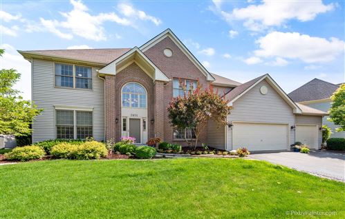 Photo of 2451 Wyeth Drive, West Chicago, IL 60185 (MLS # 10769798)