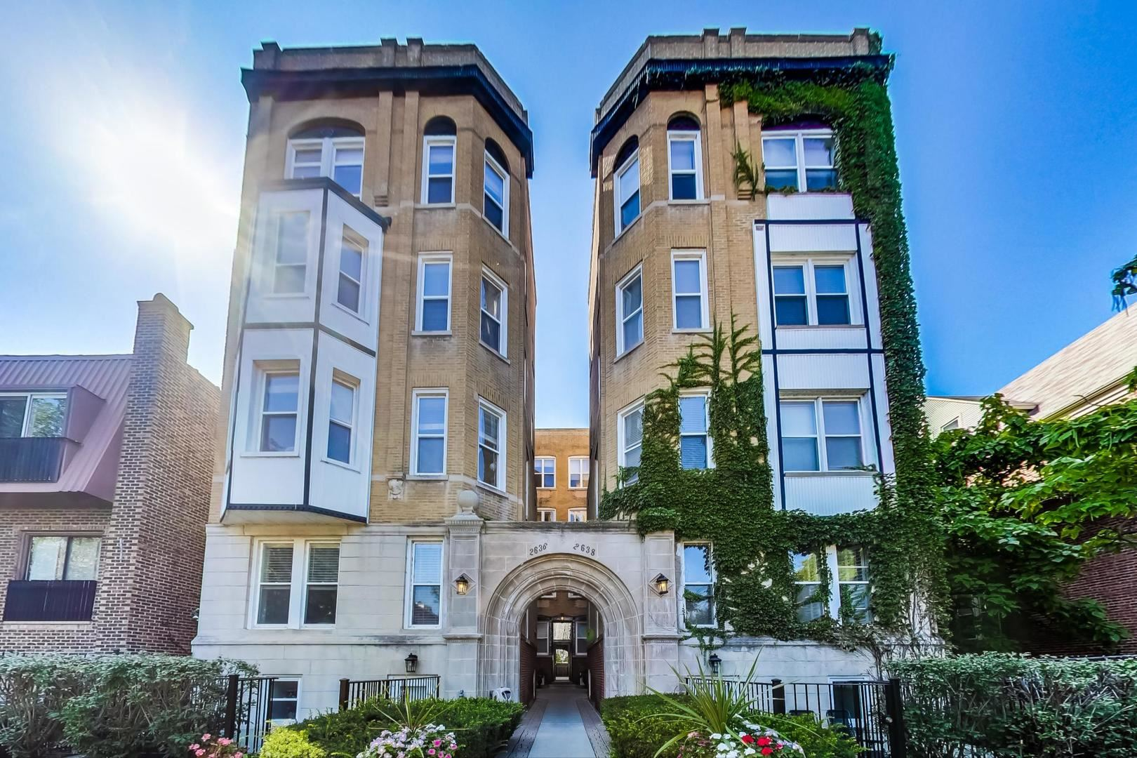 2638 N Orchard Street #1F, Chicago, IL 60614 - #: 11226798