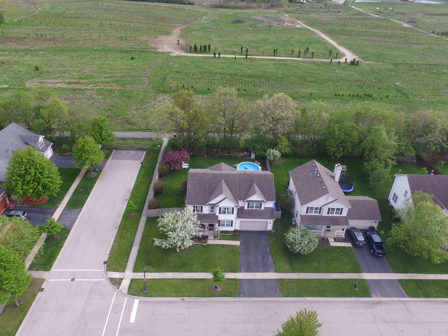 2019 W High Ridge Drive, Round Lake, IL 60073 - #: 10725799