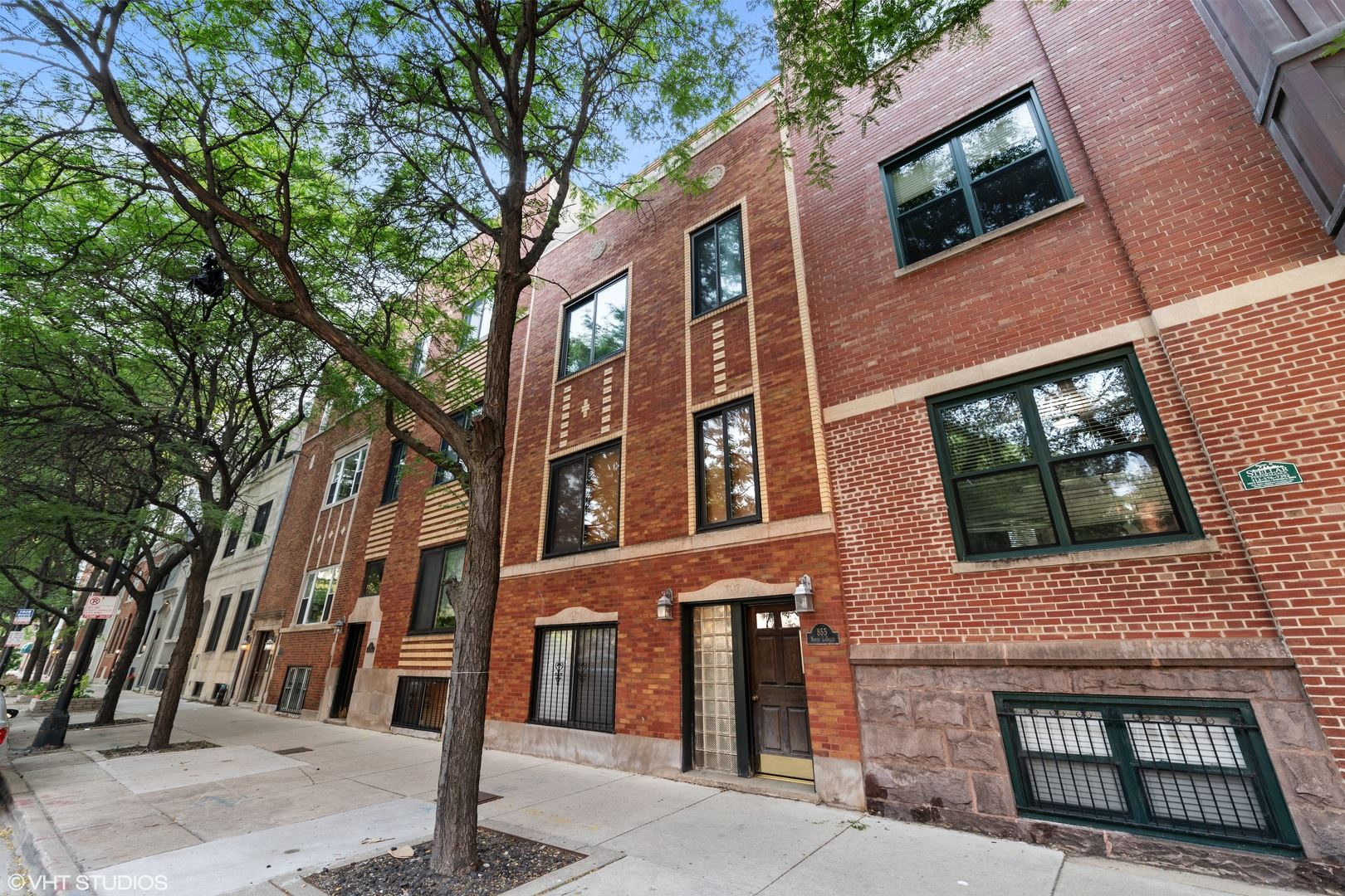 855 N LA SALLE Street #1, Chicago, IL 60610 - #: 11210799