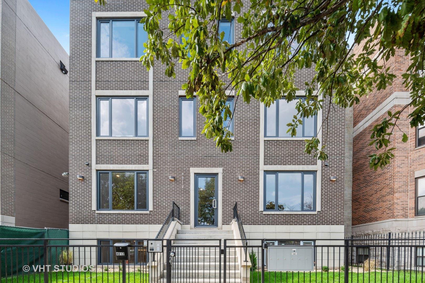 4812 S Saint Lawrence Avenue #102, Chicago, IL 60615 - #: 11219799