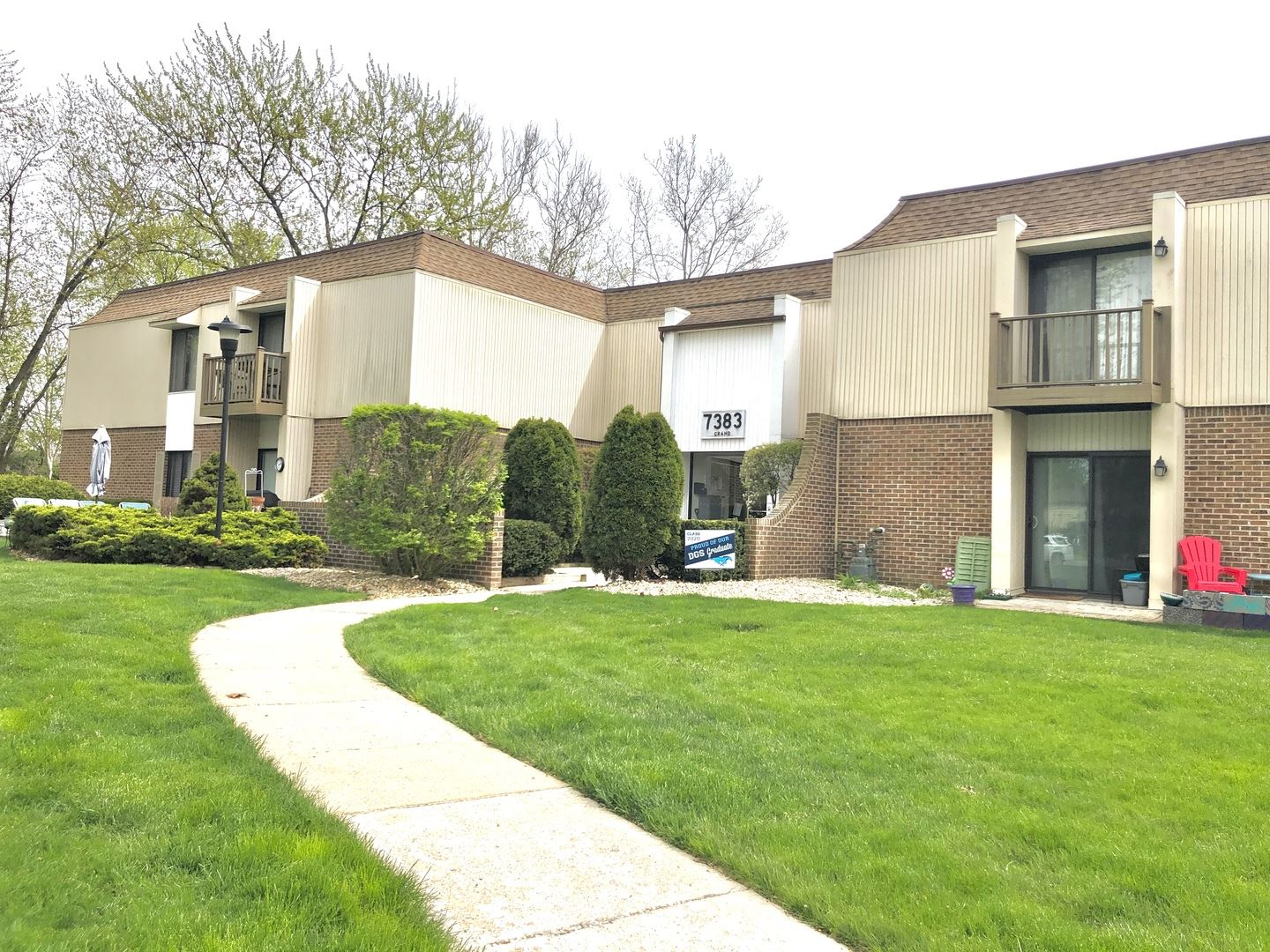 7383 GRAND Avenue #205, Downers Grove, IL 60516 - #: 10705800