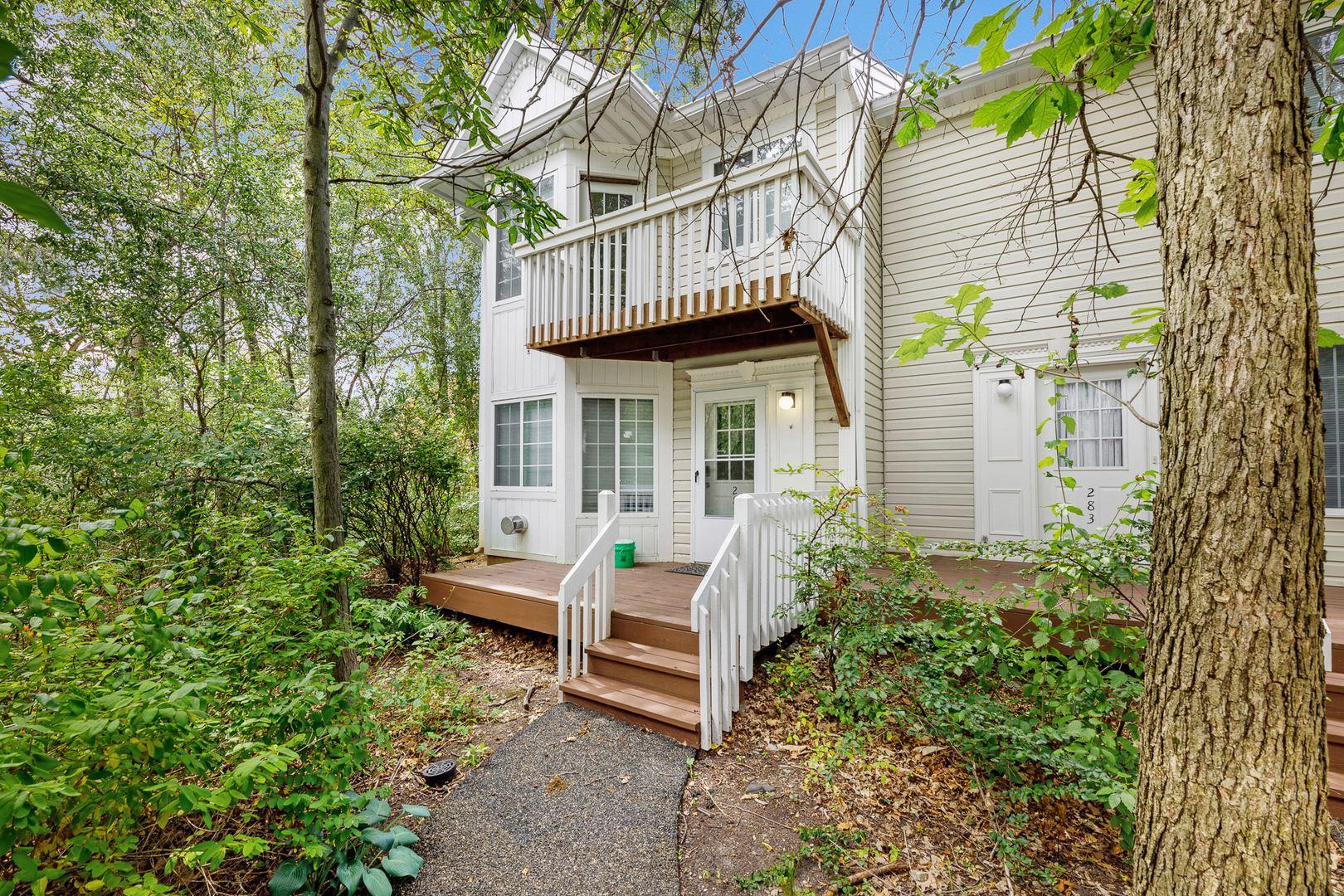 285 W Treehouse Lane #16-6, Round Lake, IL 60073 - #: 11180800