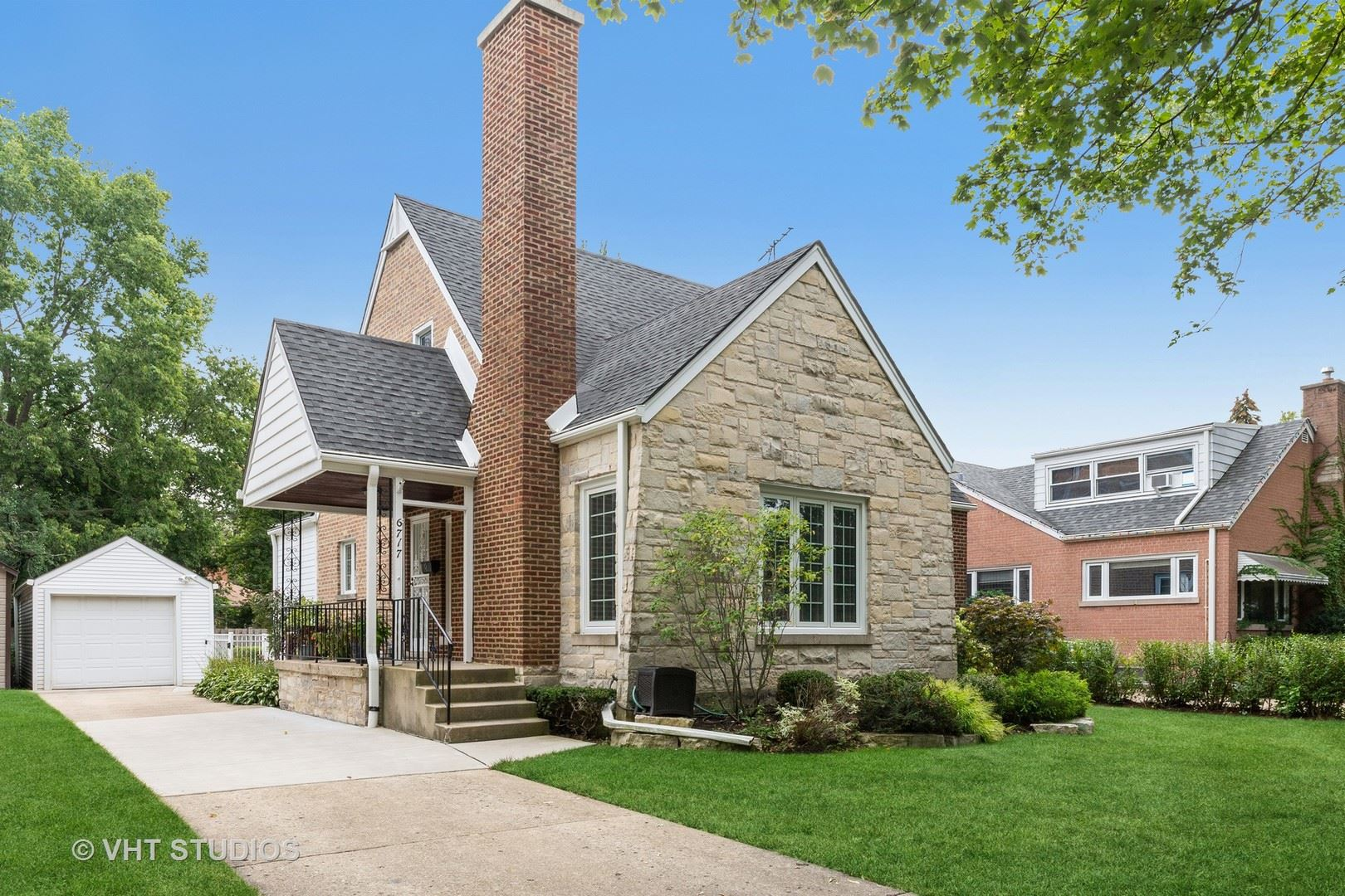 6717 N Lightfoot Avenue, Chicago, IL 60646 - #: 11214800