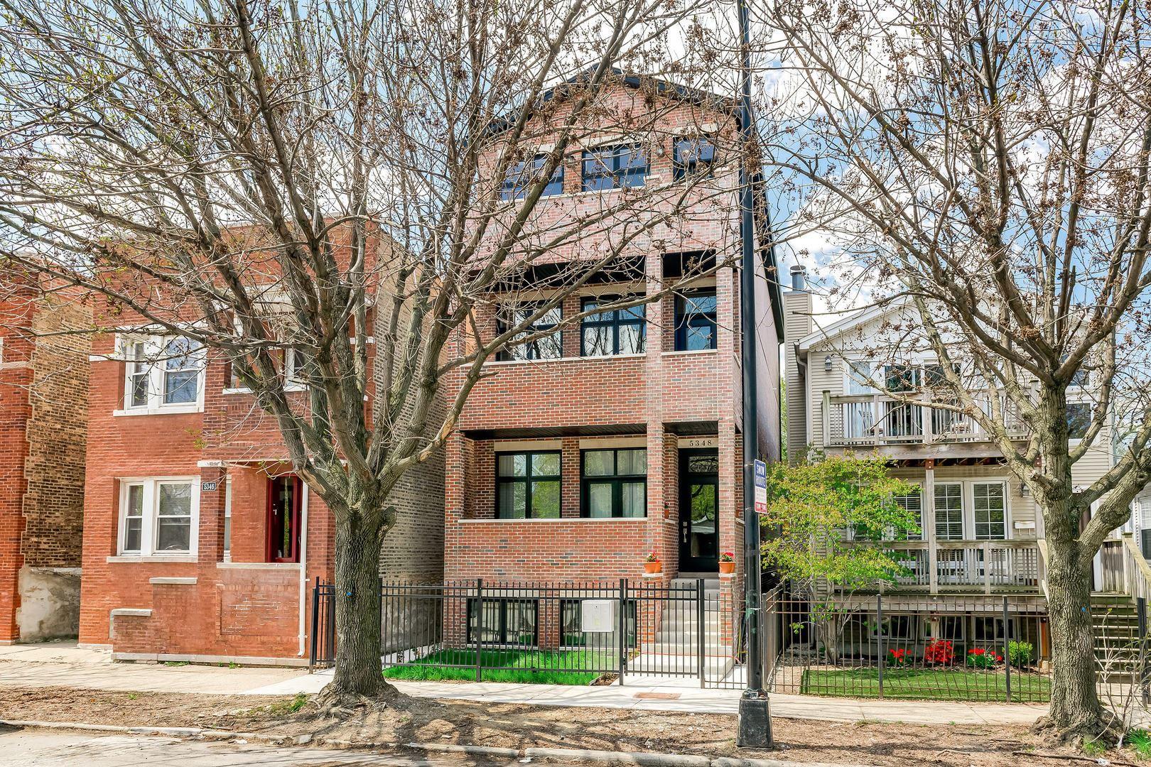 5348 N Ashland Avenue #3, Chicago, IL 60640 - #: 10709801