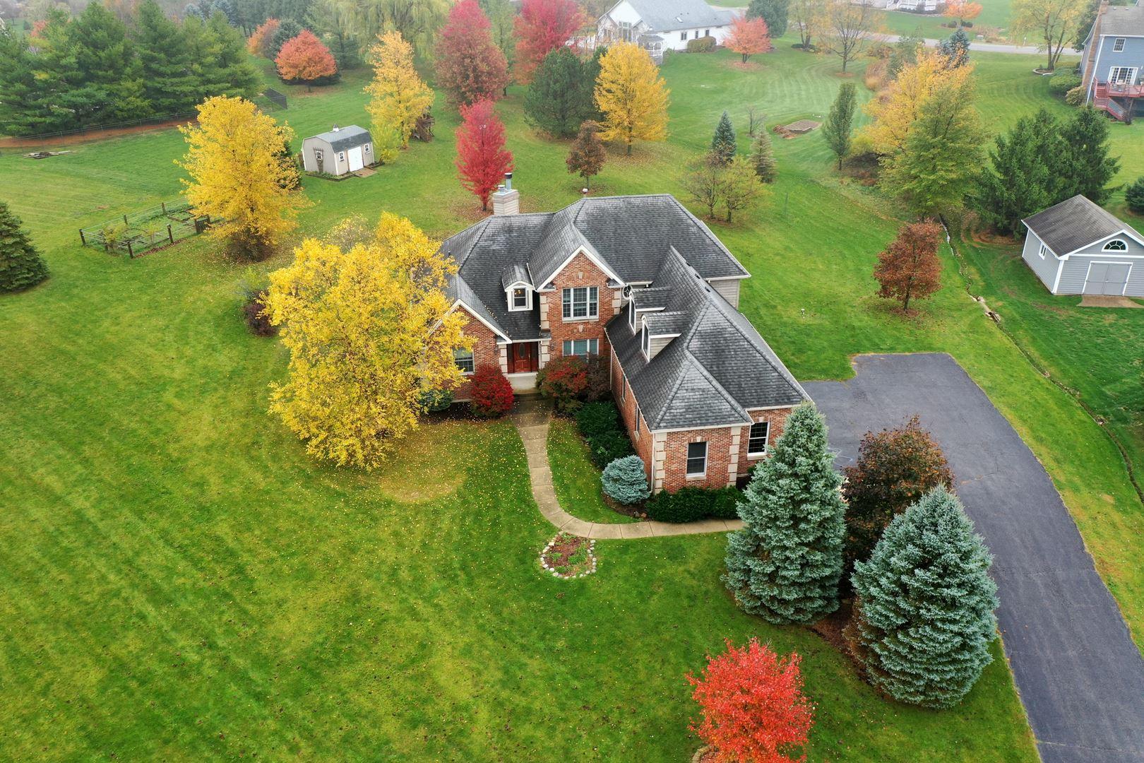 Photo of 5370 Goldenrod Drive, Oswego, IL 60543 (MLS # 10912801)