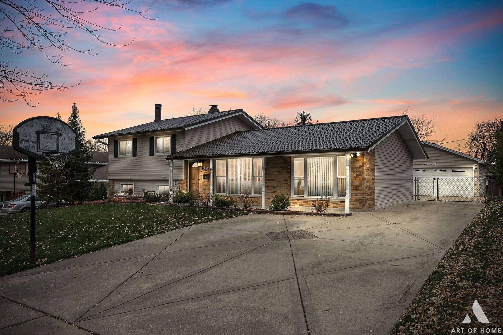 650 Frederick Lane, Hoffman Estates, IL 60169 - #: 10939801
