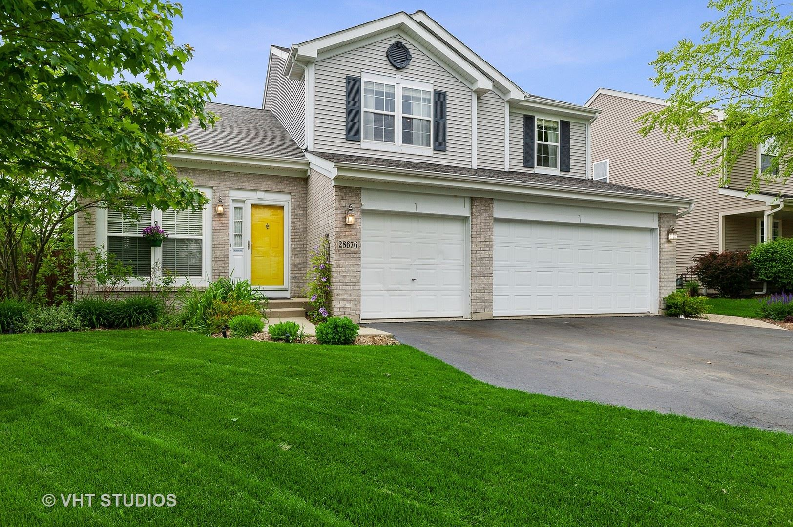 28676 W Schlesser Drive, Lakemoor, IL 60051 - #: 10734802