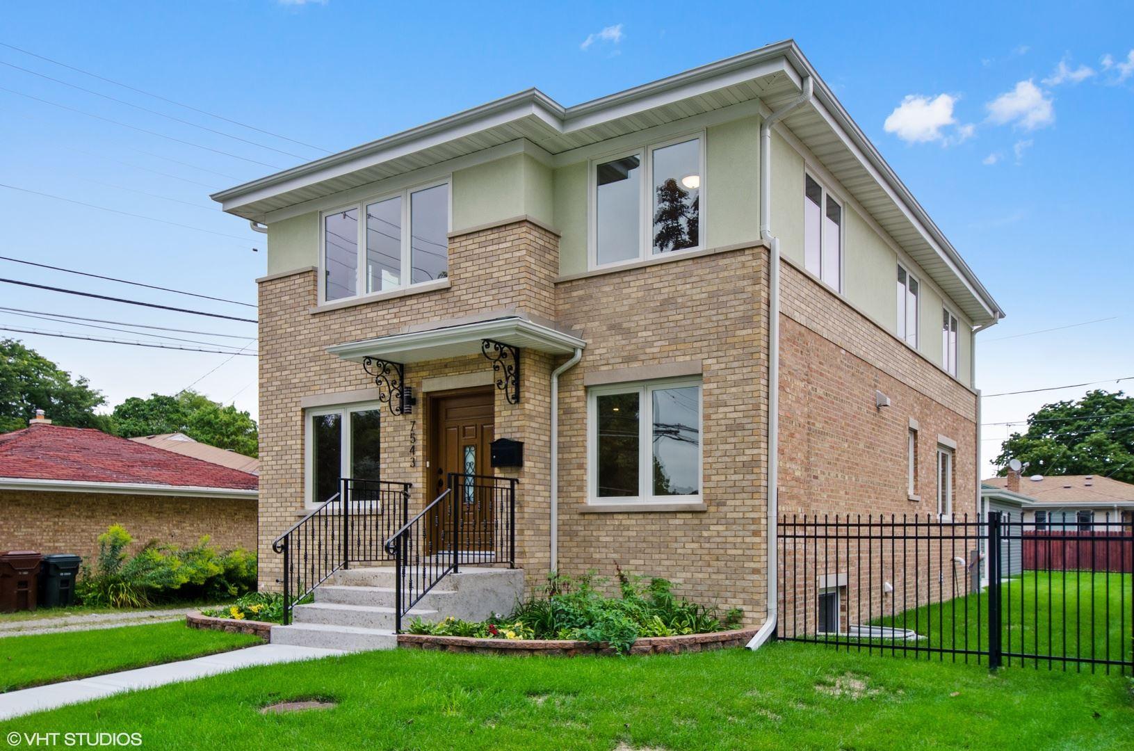 7543 Kilbourn Avenue, Skokie, IL 60076 - #: 10775802