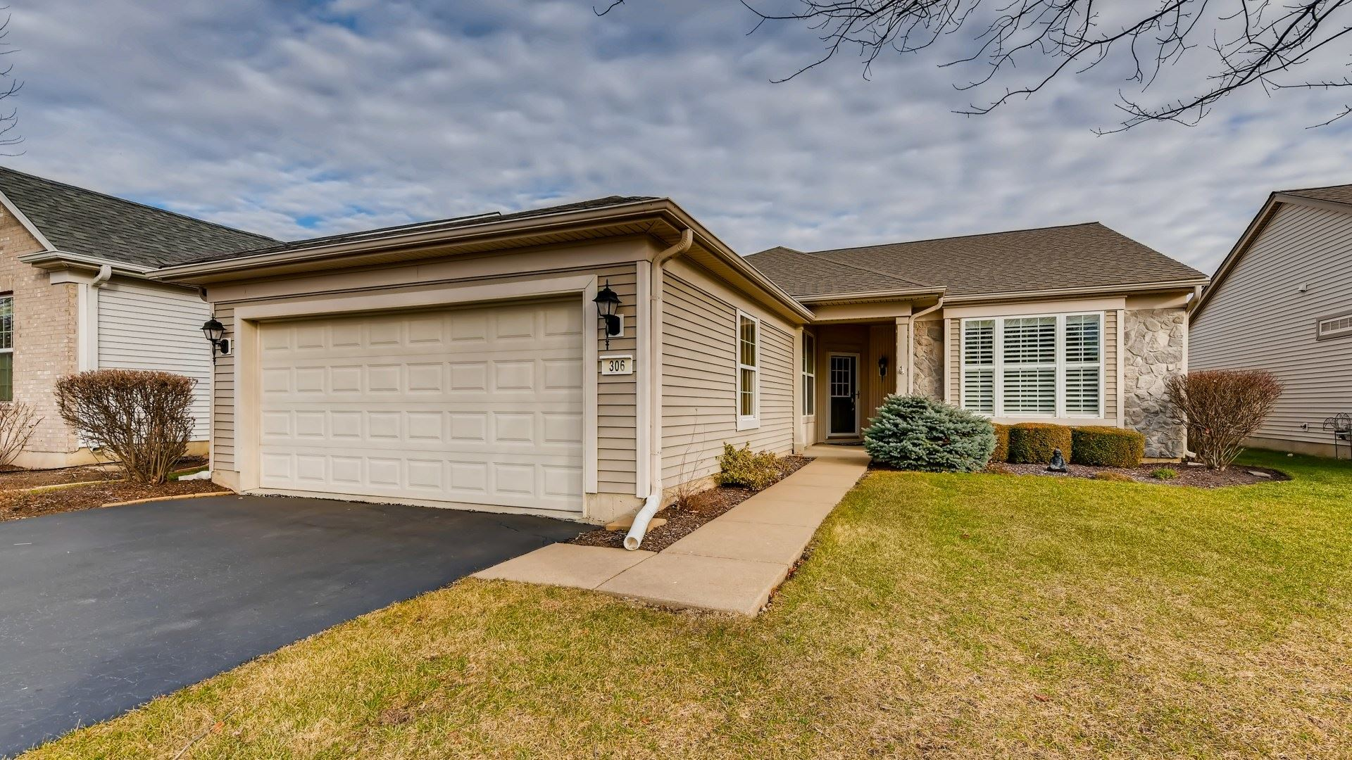 Photo of 306 National Drive, Shorewood, IL 60404 (MLS # 10956802)