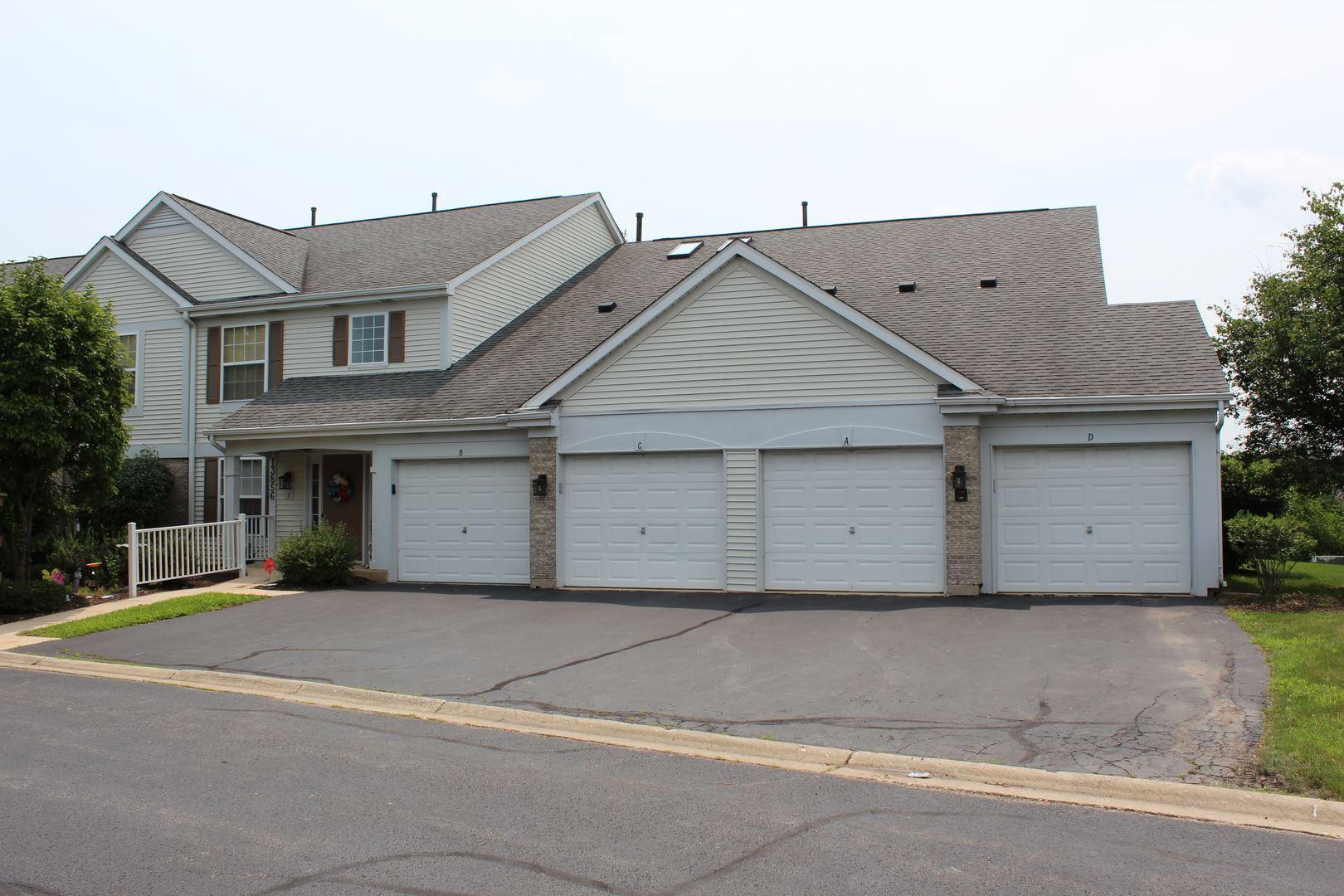 Photo of 13856 S Balsam Lane #D, Plainfield, IL 60544 (MLS # 11164802)